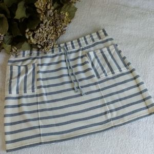 Dresses & Skirts - Knit Mini Skirt Beach Casual Figure-flattering PXL